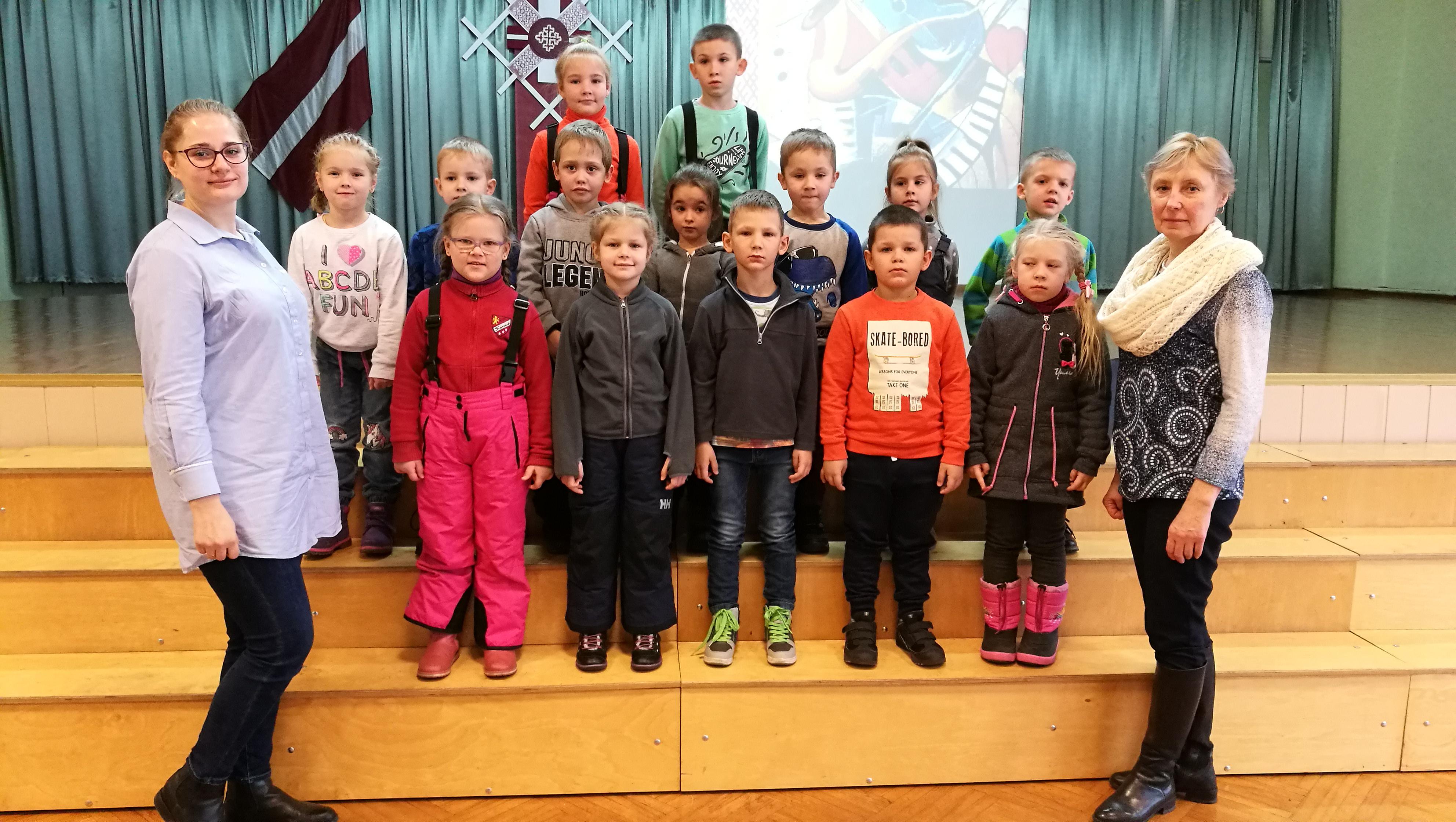 Mācību ekskursija uz Daugavpils 16.vidusskolu